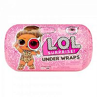 552062 Кукла капсула-сюрприз LOL Decoder Under Wraps Eye Spy, 2 волна, 4 серия, MGA Entertainment