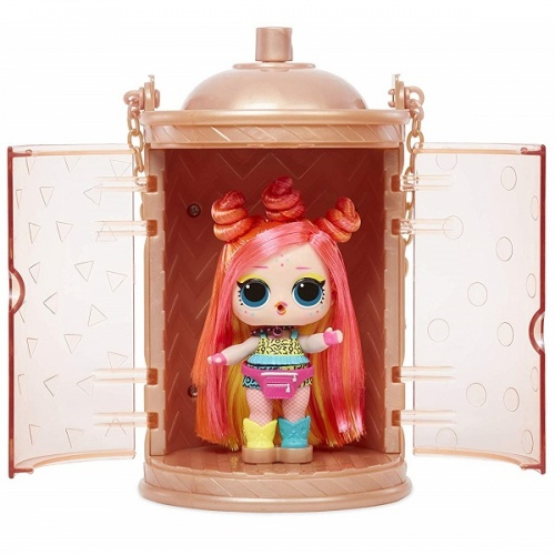 557067 LOL 5 серия волна 2 MGA Entertainment Кукла капсула лол Hair Goals с волосами фото 7