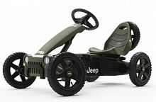 Веломобиль Berg Jeep® Adventure BFR К