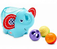 Слоник с шариками Fisher-Price Roly-Poly Elephant DYW57 3218001